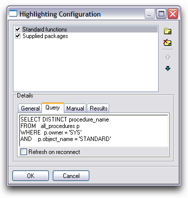 Configuring the handy Customized Syntax Highlighting plug-in